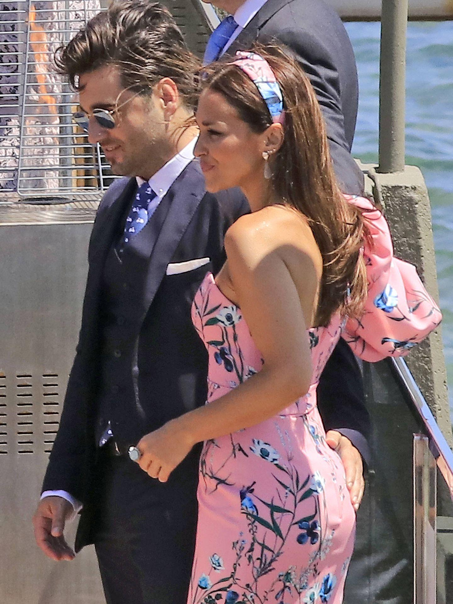 David Bustamante y Paula Echevarría, en una foto de archivo. (Gtres)
