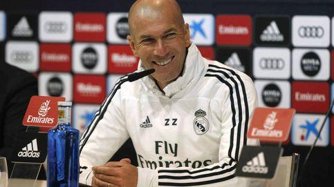 Cuatro frases de Zidane que dejan intuir su revolución a la francesa en el Real Madrid