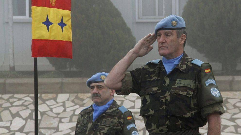 Héroe de la batalla de Nayaf, general favorito de Chacón y defensor de Franco