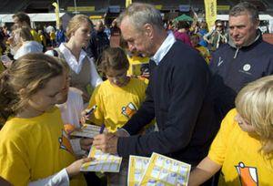A Cruyff le proponer entrenar a la selección catalana