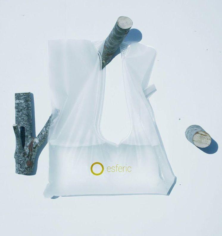 una empresa valenciana patenta una bolsa para ahorrar tres