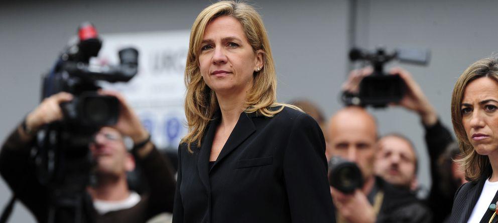 La infanta Cristina viaja a Barcelona para arropar a la familia de José Manuel Lara