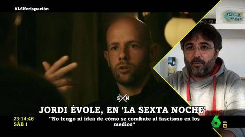 Évole lanza un mensaje a los críticos por su programa con un neonazi