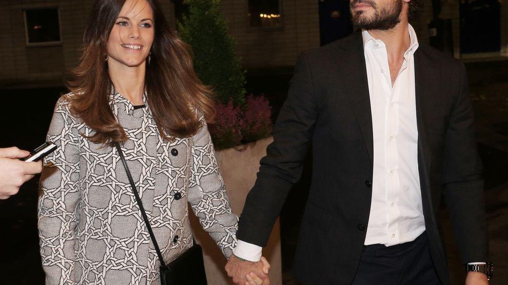 La princesa Sofía de Suecia reaparece por sorpresa en Nueva York