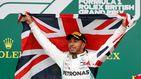 Hamilton triunfa, Sainz se hace grande y Vettel se hunde en el mejor GP del año