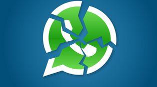 ¡WhatsApp no funciona! Por qué los gigantes de internet también sufren caídas