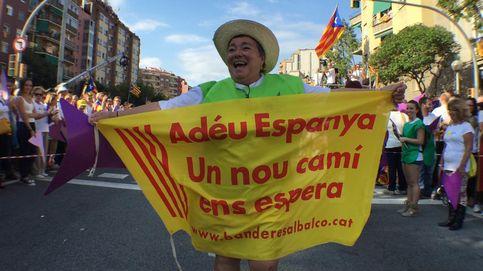 Diada de despedida: Adéu, Espanya, adéu!