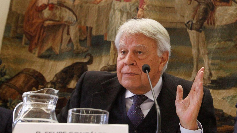González: El independentismo ha ejercido una presión de violencia psicológica