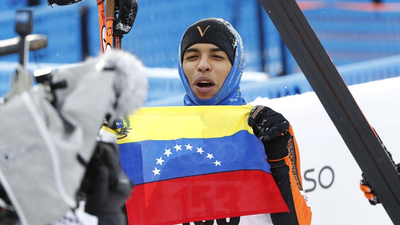 La ridícula historia de Solano, el esquiador venezolano que nunca había pisado la nieve
