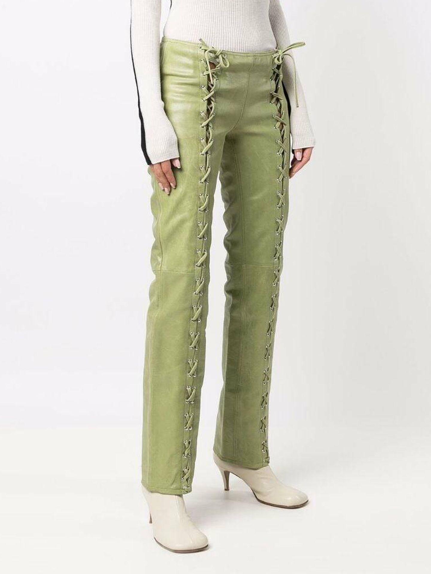 Pantalón Christina de la marca Saks Potts. (Cortesía)