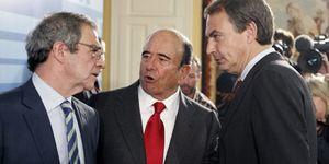 Foto: Jaque a Zapatero: los grandes empresarios acuerdan pedir elecciones anticipadas