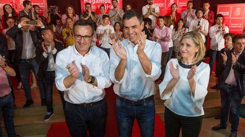 Sánchez afea a Rivera no tener principios: Entre limpieza y más PP, escoge más PP