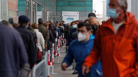 La crisis de AstraZeneca ya se nota en el rechazo a la vacuna en Madrid y Andalucía