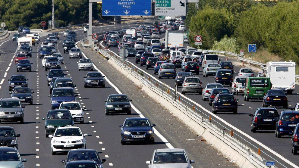 20 minutos perdidos al día, de media, en atascos de tráfico
