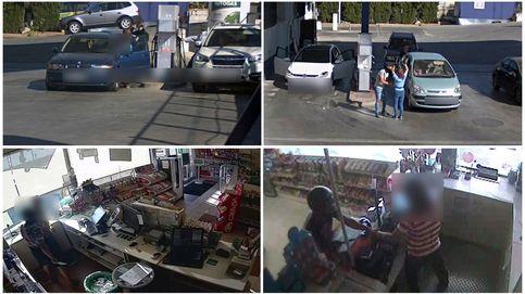 Detenida una peligrosa banda de atracadores de gasolineras