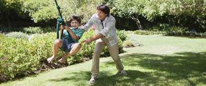Foto: 'Roughouse': cinco cosas educativas que los padres hacen mejor que las madres