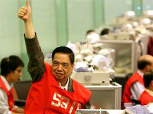 Cambio de orden mundial: China acapara la mitad de salidas a bolsa en 2010