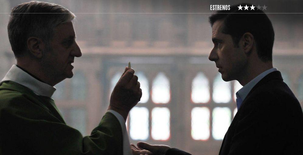 Foto: Melvil Poupaud es uno de los tres protagonistas de 'Gracias a Dios', de François Ozon. (Golem)