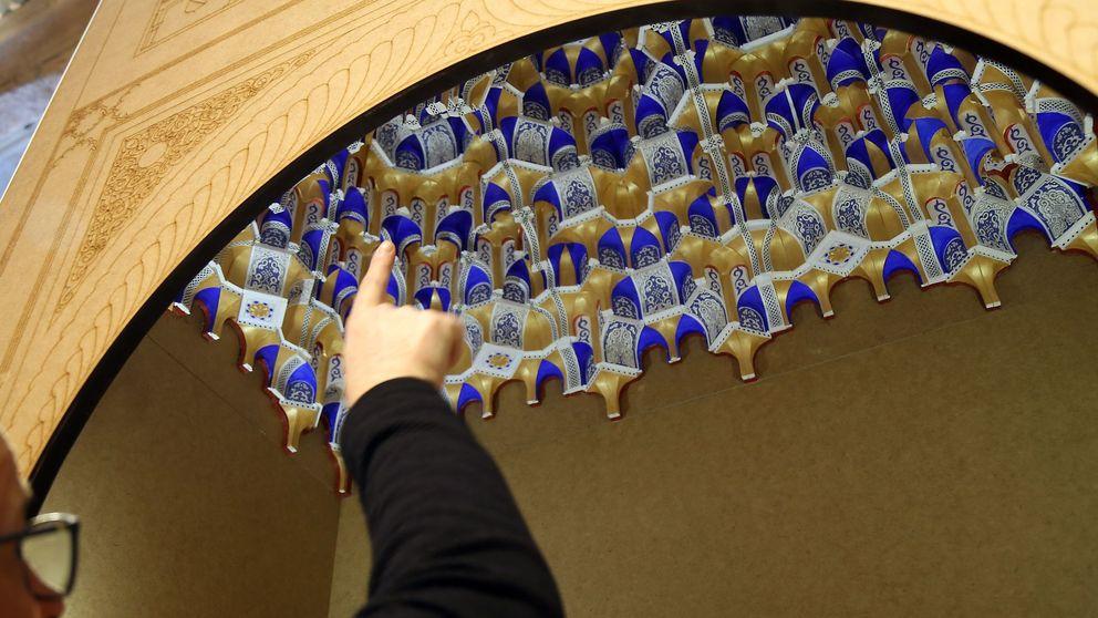 Descubren novedosos detalles arquitectónicos en la Alhambra