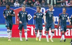 Götze, el olvidado ante el Real Madrid, levanta el ánimo al Bayern