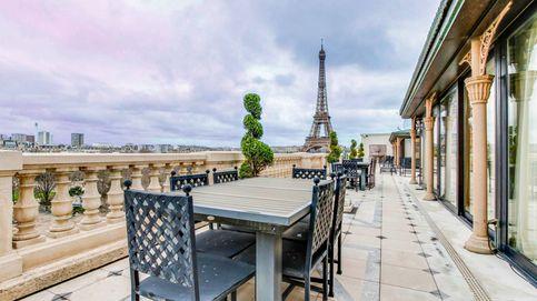 Mohamed VI: el estilo rococó de su recién adquirido palacete en París