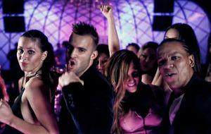 El jugador del Real Madrid Jesé inicia su carrera musical en solitario