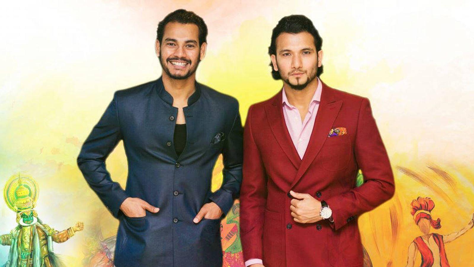 Foto: Suresh y Sunny Singh fundaron la escuela de danza Bollywood pionera en España (Grupo Smedia)
