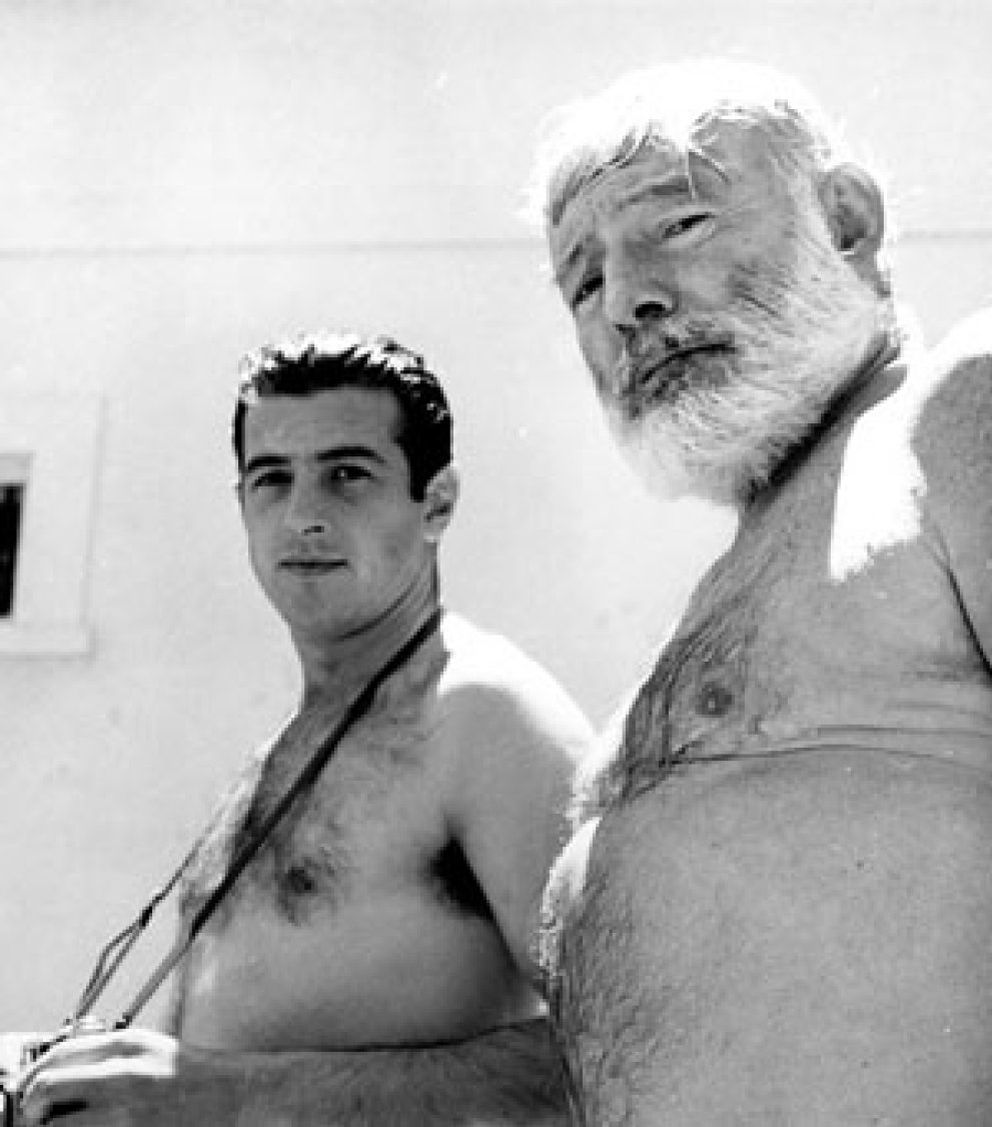 Foto: Hemingway y el 'verano peligroso' en Málaga