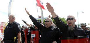 Post de Un grupo neonazi interrumpe el desfile del Orgullo en Detroit