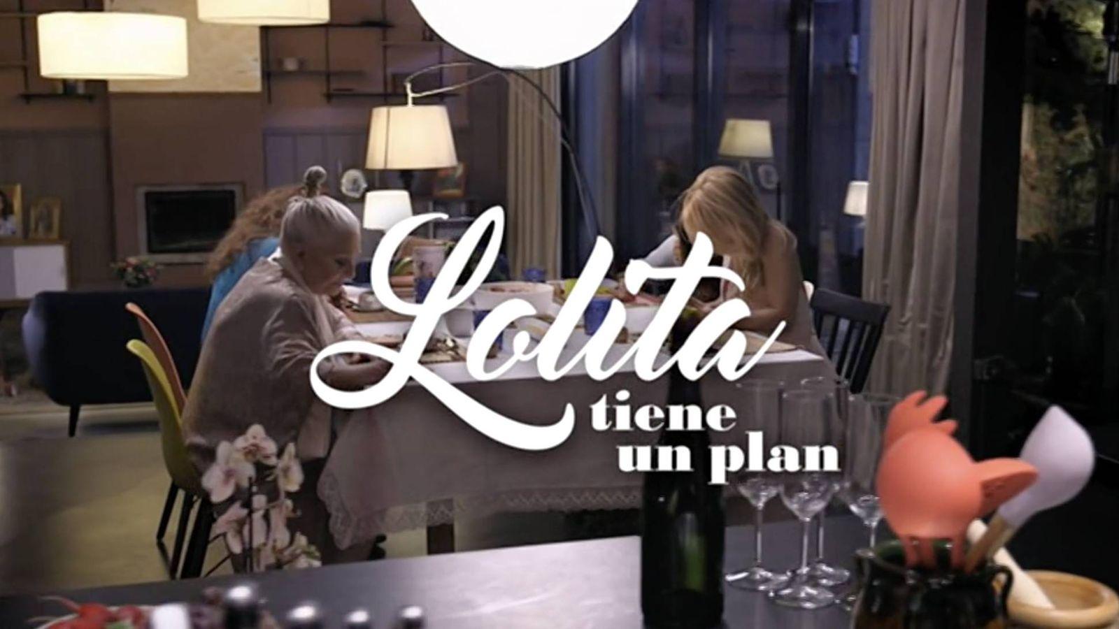 Foto: Logotipo de 'Lolita tiene un plan', el nuevo espacio de entrevistas de La 1. (RTVE)