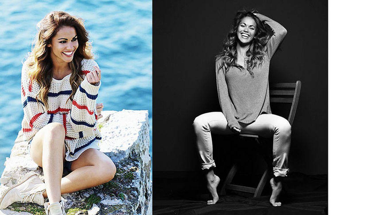 Lara Álvarez se marca un Sara Carbonero con su propia firma de moda