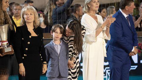 Raphaël Elmaleh, el hijo de Carlota Casiraghi: el amor de su madre y su abuela en la hípica