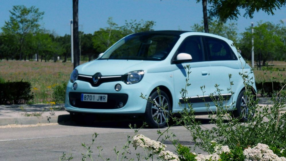Foto: Renault Twingo, el gemelo del Smart forfour