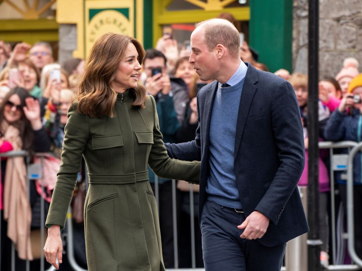 Foto: El príncipe Guillermo y Kate Middleton, en una imagen de archivo. (Reuters)