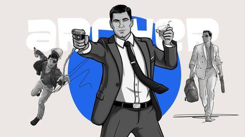 La serie que debes ver | 'Archer', creada por Adam Reed, disponible en Netflix