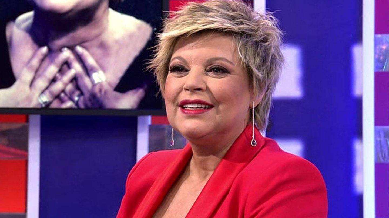 Terelu Campos. (Telemadrid)