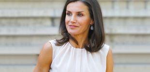 Post de Este es el look con el que la reina Letizia cierra el curso antes de irse a Mallorca