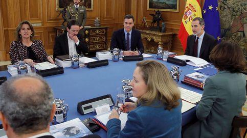 UP prepara su ofensiva contra la Corona tras chocar con el PSOE por no investigar al Rey