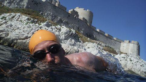 El increíble nadador que es capaz de huir de todas las prisiones del mundo