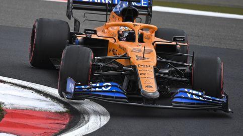 El 5º puesto de Carlos Sainz, y el peligro de McLaren de quedarse a 'Rolex o a setas'