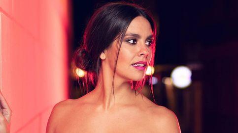 'En bolas', sin parte de arriba... Cristina Pedroche calienta las Campanadas 2018