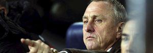 Foto: Johan Cruyff también pudo ser espiado para conocer detalles de su vida privada