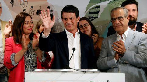 Valls se pone a disposición de Colau: le dará sus votos para evitar que Maragall sea alcalde
