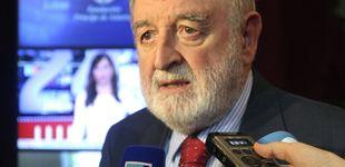 Post de Diego Carcedo, nuevo candidato a presidir la Academia de la Televisión
