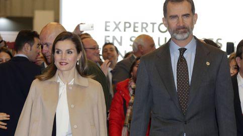Don Felipe y Doña Letizia inauguran Agroexpo en Badajoz