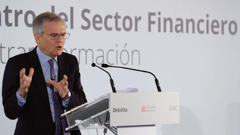 El presidente de la CNMV, Sebastián Albella. (EFE)