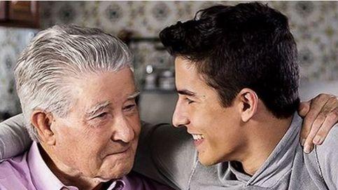 Marc Márquez saca su lado tierno y felicita el cumpleaños a su abuelo