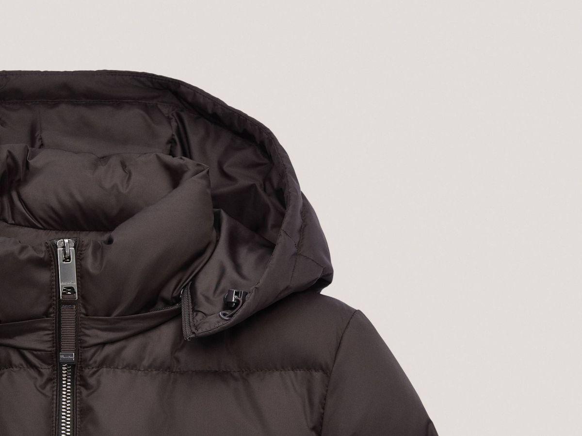 Foto: Esta chaqueta de Massimo Dutti es para verte más delgada y no sentir ni pizca de frío. (Cortesía)