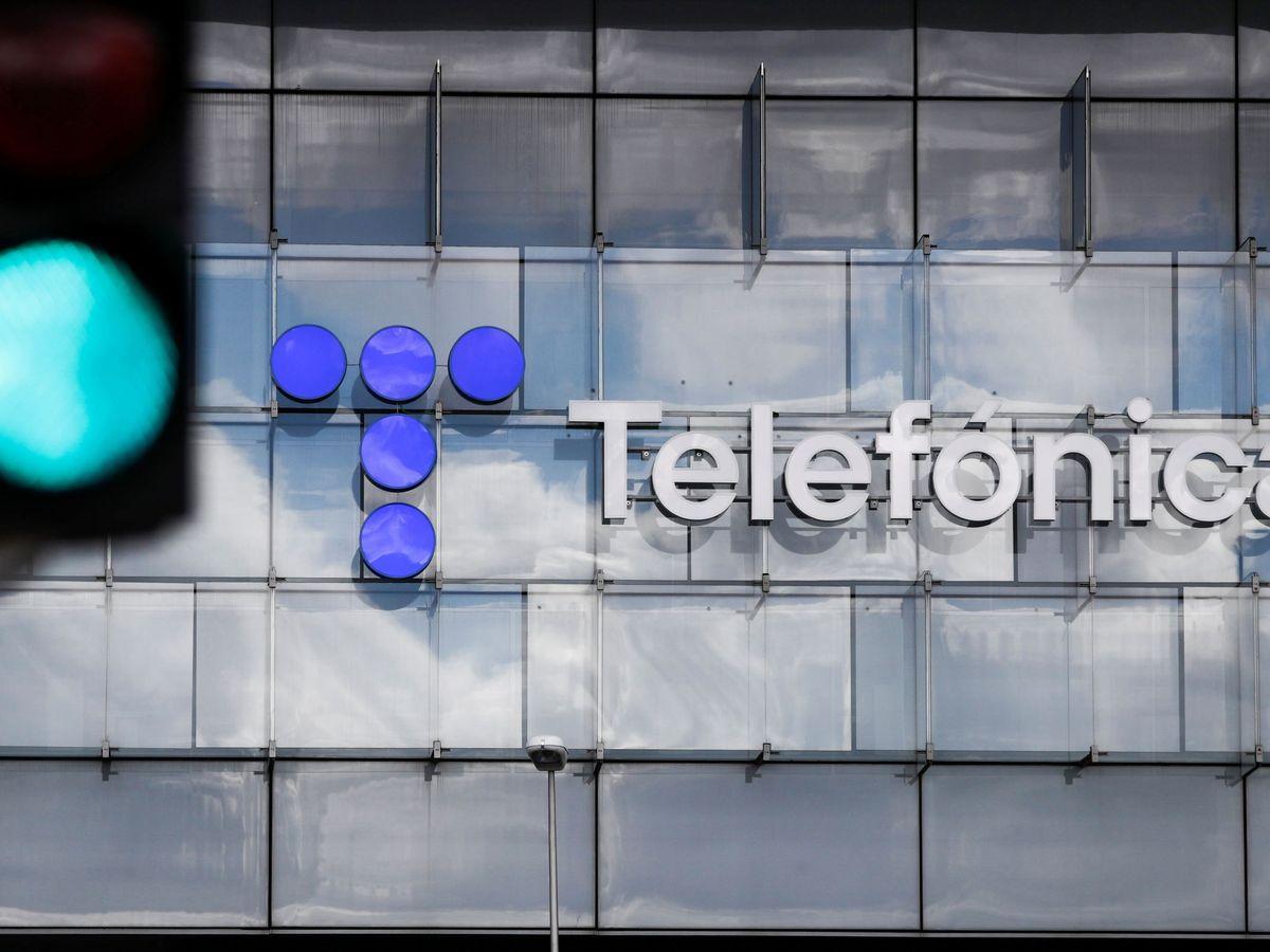 Foto: Sede de Telefónica en Madrid (Reuters)
