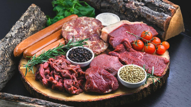 Comer menos carne para un planeta más sostenible. (Eiliv-Sonas Aceron para Unsplash)